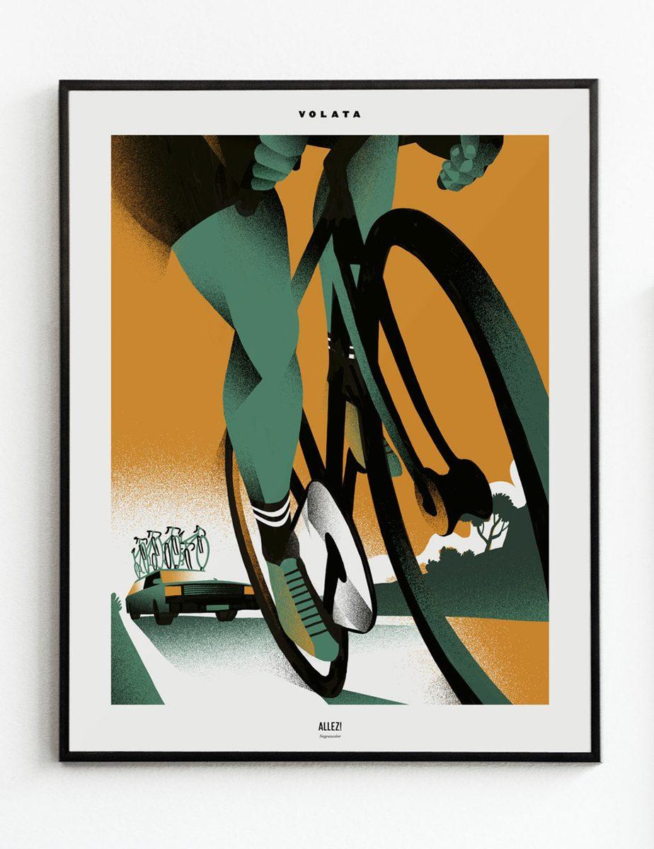 Pósters volata |Jordi Rins