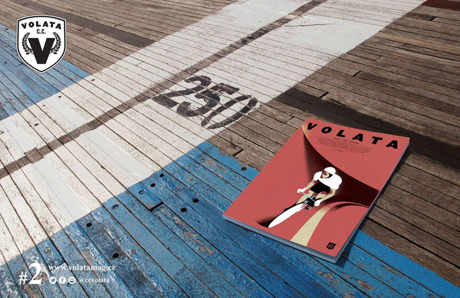 Volata magazine  Jordi Rins