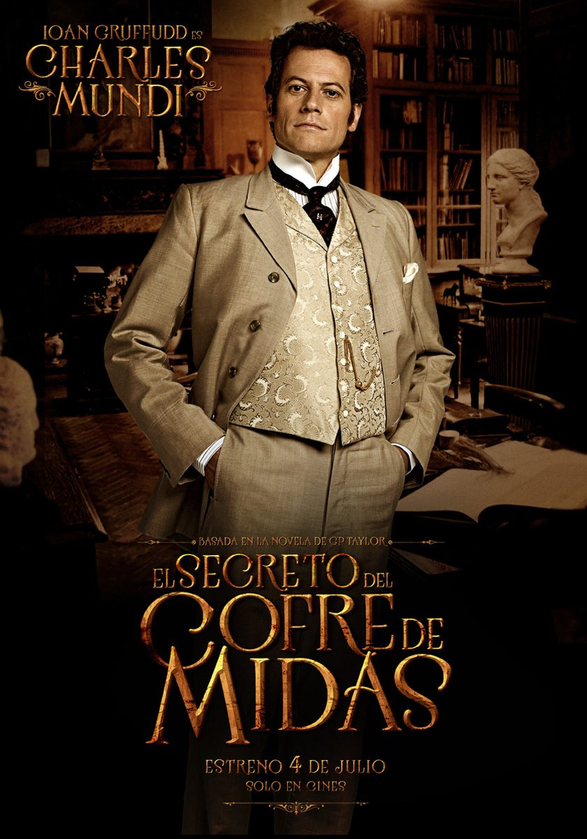 El secreto del Cofre de Midas |Jordi Rins