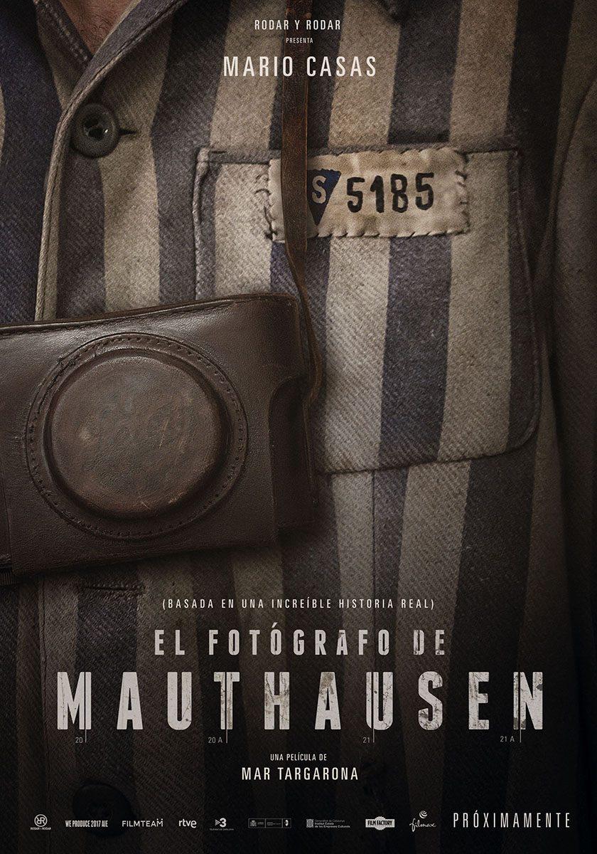 El fotógrafo de Mauthausen  Jordi Rins