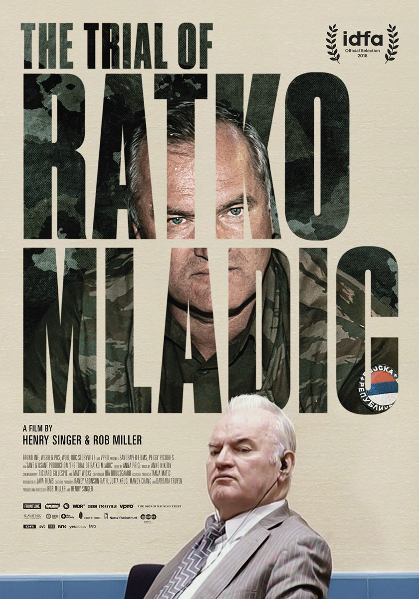 The Trial of Ratko Mladic | Jordi Rins
