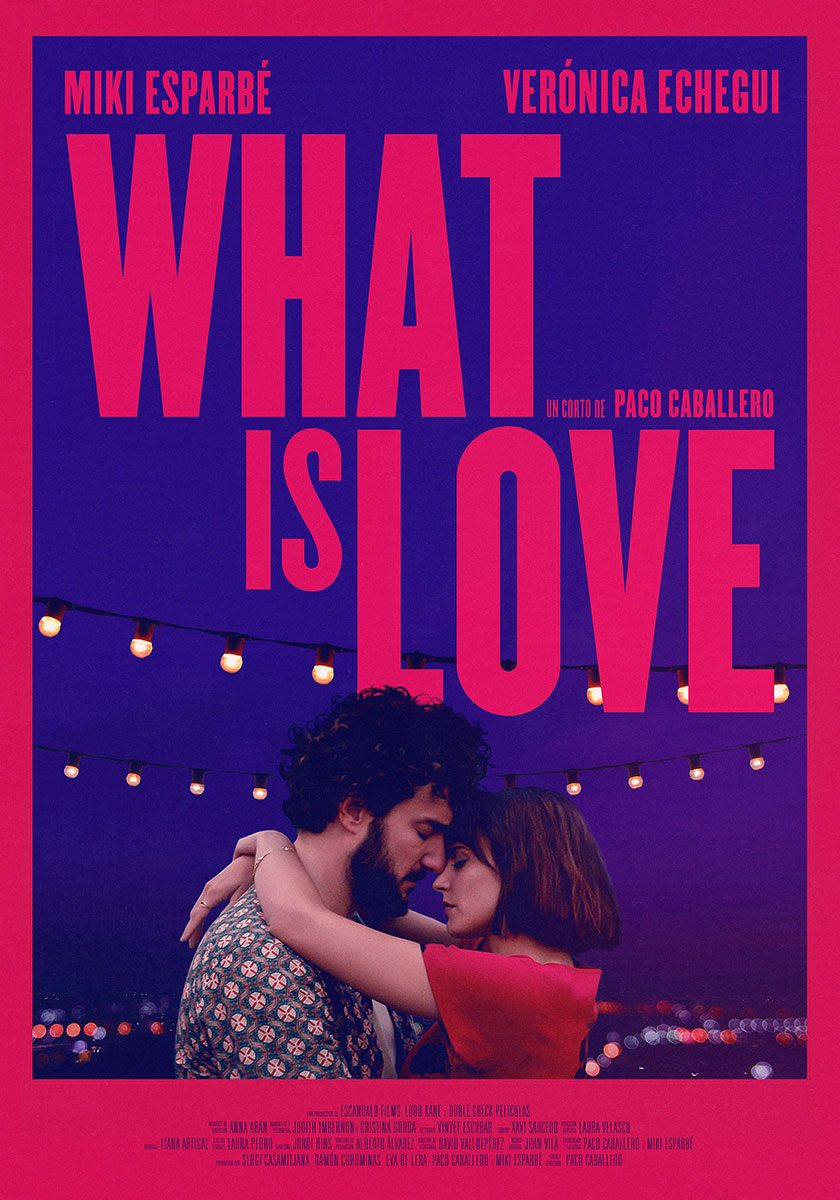 What is love |Jordi Rins